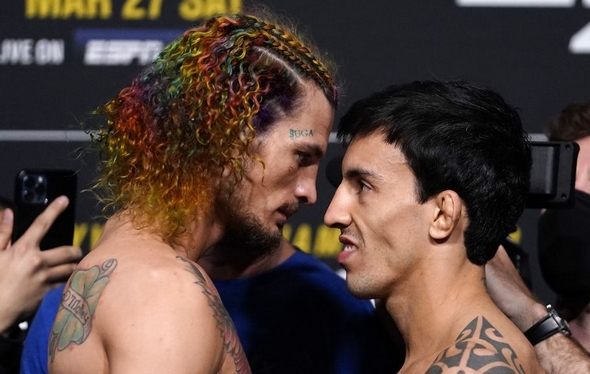 Thomas Almeida vs. Sean O'Malley na UFC 260