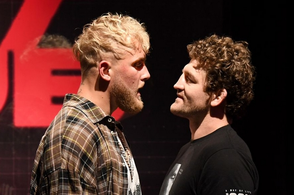 Jake Paul vs. Ben Askren si to rozdají v boxu